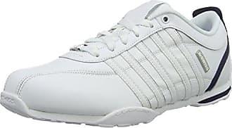 Arvee 1.5, Baskets Basses Homme, Blanc (White/White/Navy 959), 41 EU K-Swiss