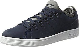 K-Swiss Lozan Sport, Zapatillas para Hombre, Azul (Blue Nights/Neutral Gray/White), 44 EU