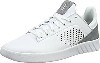 K-Swiss Arvee 1.5, Zapatillas para Hombre, Blanco (White/White/Classic Blue), 44.5 EU