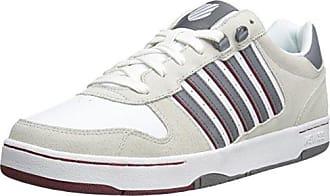 Jackson Damen US 9 Weiß Tennisschuh UK 7 EU 41 K-Swiss Niedriger Preis Versandkosten Für Online-Verkauf Großhandelspreis Verkauf Online FNBHLxjm3