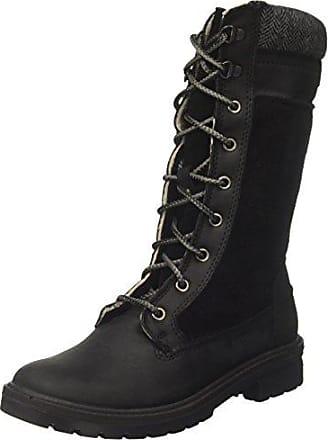 Kamik SHARONLO Zapatillas de Estar por casa Mujer, Negro (Bka-Black/Black), 40 EU
