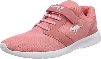 Kangaroos Kangashine EV, Zapatillas Unisex Infantil, Pink (Rose/Gold), 40 EU