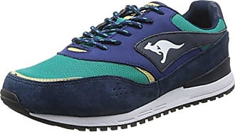 KangaROOS Herren W-500 Sneaker, Blau (K Blue/Faded Blue), 45 EU