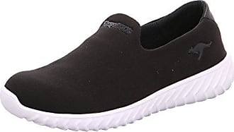 KangaROOS Unisex-Erwachsene Kaboo 9000 Slip on Sneaker, Schwarz (Jet Black), 36 EU