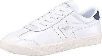 Haut Chaussure De Dentelle Kangourous Blancs p7X0Oh2xl
