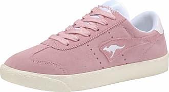Chaussures De Sport Des Kangourous Couche De Poudre Rose 7anyS69f4