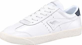 Occasionnels Kangourous Blanc Pour Les Femmes Chaussures De Sport bGcuRS
