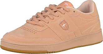 Chaussures De Sport Des Kangourous Couche De Poudre Rose PhBr3O