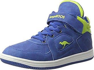 Kangaroos K-Sock, Zapatillas Unisex Niños, Azul (Dk Navy/Jet Black 4013), 39 EU