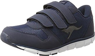 Unisex Adults K-Bluerun 701 B Trainers, Black, 7 Kangaroos