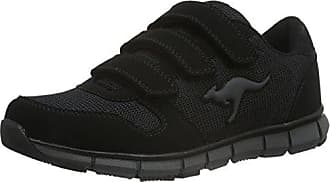KangaROOS Unisex-Erwachsene K-Bluerun 700 V B Sneaker, Schwarz (Black/Dk Grey 522), 37 EU