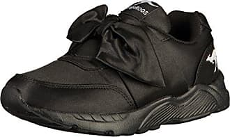 KangaROOS Unisex-Kinder K-Bow Sneaker, Schwarz (Jet Black), 38 EU