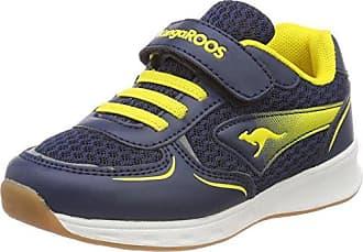 Kangourous Enfants Unisexes Chinu Ff 3 Sneaker - Bleu - 28 Eu gq57hqZ