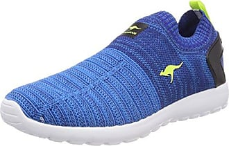 Gizella 31583, Sneaker donna, Blu (Blau (dk.navy 460)), 31 Kangaroos
