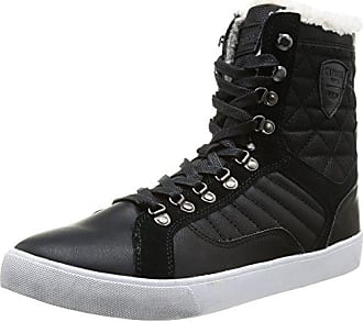 Giskan, Baskets mode homme - Noir (8 Noir), 41 EUKaporal
