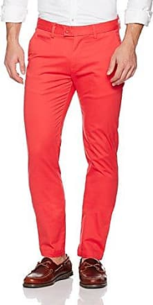 MELVIE17M72, Pantalon Homme, Rouge (Ketchup), W34 (Taille Fabricant: 34)Kaporal