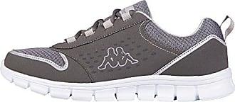 Amora, Sneakers Basses Mixte Adulte, Gris (1316 Anthra/Grey), 36 EUKappa