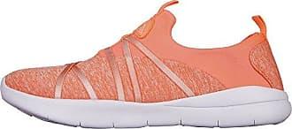 Kappa Capitol, Zapatillas para Mujer, Rojo (2910 Coral/White 2910 Coral/White), 42 EU