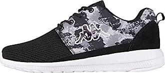 Milla, Sneakers Basses Femme, Noir (1110 Black/White), 42 EUKappa