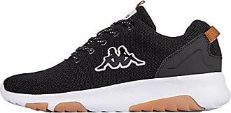 Kappa Follow, Sneaker Unisex - Adulto, Schwarz (1110 White/Black), 40 EU