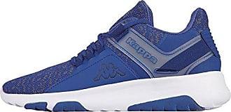 Kappa Tackle, Baskets Mixte Adulte, Bleu (6016 bleu/Grey 6016 bleu/Grey), 40 EU