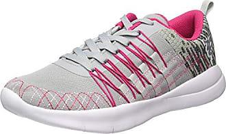 Kappa Horus, Sneakers Basses Mixte Adulte, Gris (1637 Grey/Mint), 36 EU