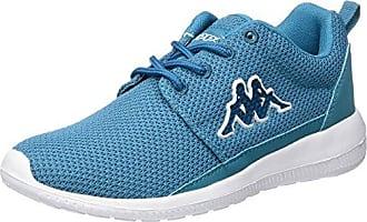 Gizeh Kappa, Adultes Zapatillas Unisexe, Blau (6067 Bleu / Bleu Marine), 37 I