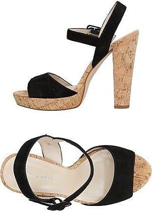 Sandales plates à multi-brides pailletéesKaren Millen wc3Eoj