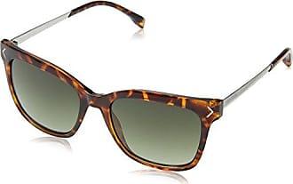 Karen Millen Sunglasses Damen Sonnenbrille Km501269655, Blau (Navy), 58