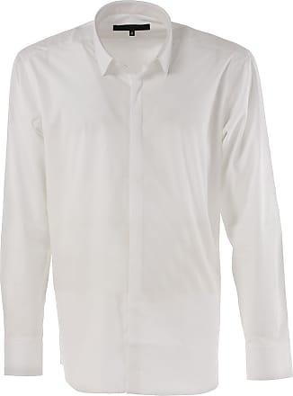 Camisa de Hombre Baratos en Rebajas, Azul, Algodon, 2017, 38 39 40 41 42 43 44 Matteucci 1939
