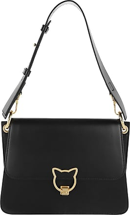 K/Kat Lock Shoulderbag Black Satchel Bag schwarz Karl Lagerfeld p3Gjxvue