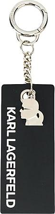 Karl & Aposs Etiqueta De Goma Esencial Karl Lagerfeld ob6ZJHc3G