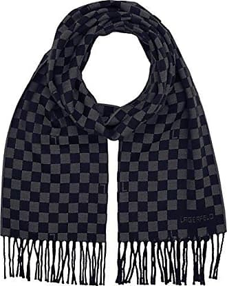 Scarf for Women On Sale, White, Modal, 2017, Universal size Karl Lagerfeld