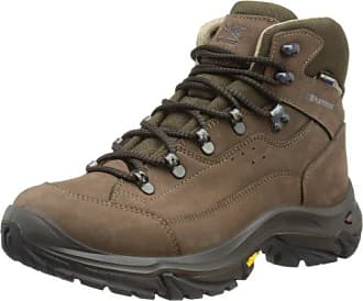 Winnipeg Ladies Weathertite, Botas de Senderismo para Mujer, Marrón (Brown), 41 EU Karrimor