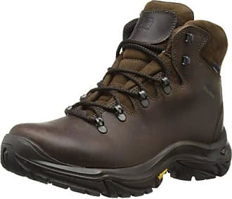 Karrimor - Snow Casual 3 Weathertite, Botas de Senderismo Hombre, Marrón (Brown), 39 EU