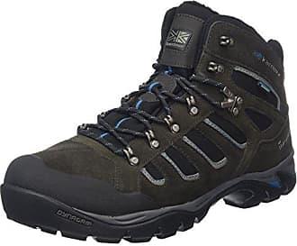 Karrimor Traveller III K409BLA147, Chaussures de randonnée homme - Noir-TR-I3-252, 38 EU