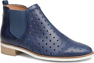 Karston - Damen - Jijou - Stiefeletten & Boots - blau bfaHG