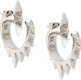 Kasun London Vortex earrings - Metallic jwxuB5Uy1