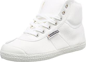 Kawasaki SAB, Slim, Sneakers Basses Adulte Mixte - Blanc - Weiß (White, 01), 36