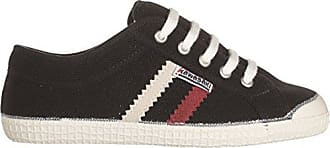 Kawasaki SAB, Slim, Sneakers Basses Adulte Mixte - Noir - Schwarz (Black, 60), 45