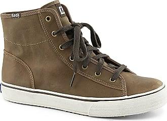 CH MINI BIRD 419 Damen Sneaker (40, Navy/Gold) Keds