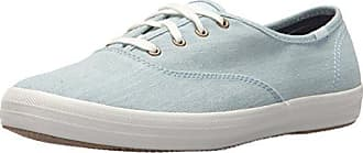 Femmes Kickstart Season. Femmes Saison Kickstart. Canvas White Sneaker Keds Chaussures De Sport Blanches En Toile Keds vaxng