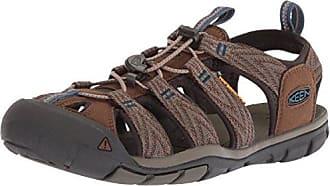 Keen Portsmouth II, Chaussures de Randonnée Basses Homme, Marron (Dark Earth Dark Earth), 42 EU