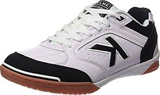 Kelme K-37, Adultes Chaussures De Sport Unisexe, Blanc, 42 Eu
