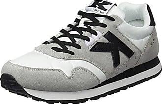Kelme Precision One, Zapatillas para Hombre, Blanco (White/Black), 42 EU