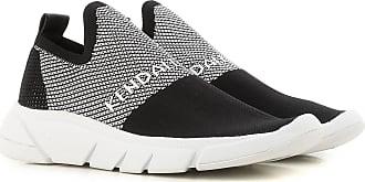 Sneakers for Women On Sale, Black, Neoprene, 2017, 5 5.5 7 8.5 Kendall + Kylie