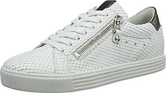 Chenil Et Schmenger Schuhmanufaktur Up, Zapatillas Para Mujer, Blanco (bianco / Cristal Unique Blanco), 37,5 Ue (4,5 Uk)