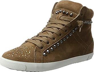 Soho 41-50010-558, Zapatillas Altas para Mujer, Multicolor (Schwarz/Grey Sohle Schwarz 420), 40.5 EU(7 UK) Kennel & Schmenger