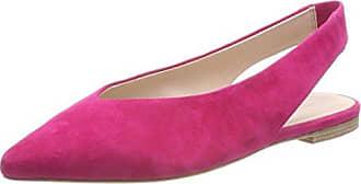 Tara, Ballerines Bout Fermé Femme, Rose (Pink 299), 37.5 EUKennel & Schmenger