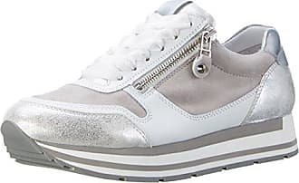 Trainer - Zapatillas Mujer, Color Blanco, Talla 37 Kennel & Schmenger